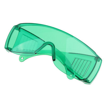 Industrial Safety Goggles Work Glasses Eye Protection Eyewear Green