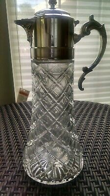 Goldinger Crystal Carafe Chiller