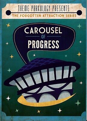 Disneyland Carousel of Progress Documentary DVD