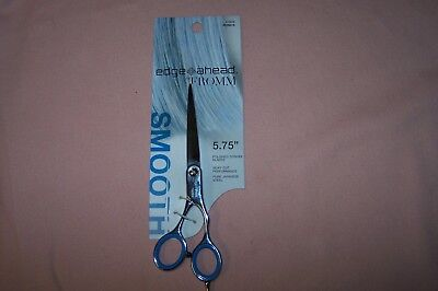 "Fromm Edge Ahead 5.75"" Smooth Shears NEW on Card #782S #525014 Convex Blades HTF"