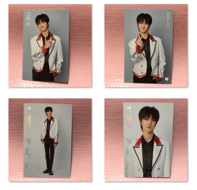 SEVENTEEN THE8 Official TRADING CARD Concert IDEAL CUT FINAL Minghao Photo Card