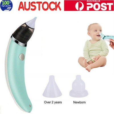 Baby Nasal Aspirator Electric Safe Hygienic Nose Snot Cleaner Suction For baby