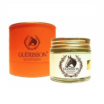 Guerisson 9 Complex Whitening/Anti-wrinkle/Moisturizing/Lightening Effect