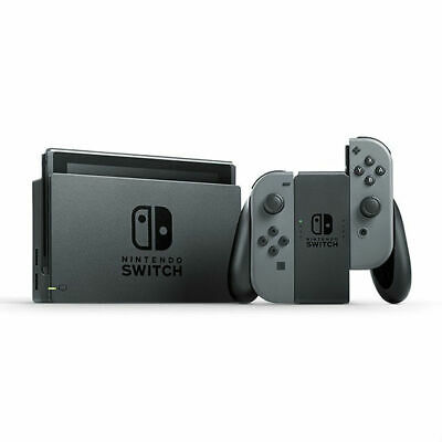Nintendo Switch con Joy‑Con Gris