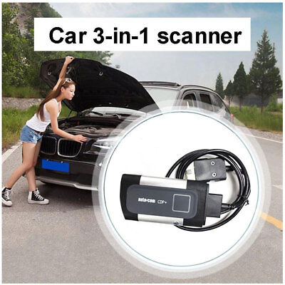 C2D4 Scan Tools USB Cable Diagnostic Tool Code Scanner Testor