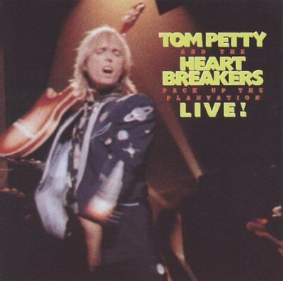 Tom Petty - Pack Up The Plantation Live! [CD]