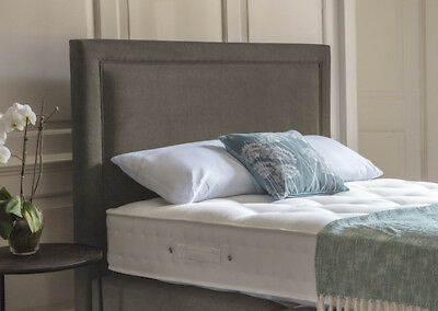 Mary Upholstered Floor Standing Headboard (36 Fabric Colours Avail)
