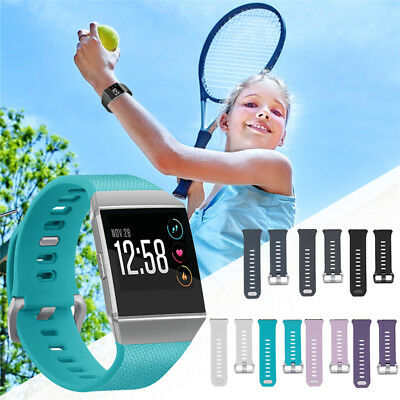 TPU Replacement Smart Watch Band Strap Silicone Wristband For For Fitbit Ionic