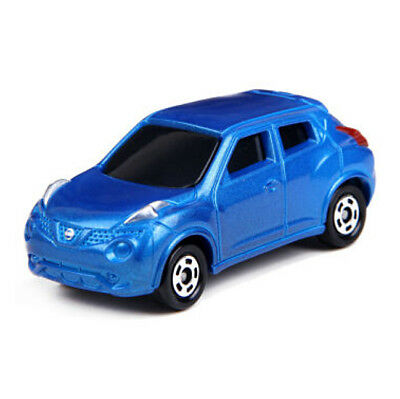 Tomica Cool Drive Nissan Juke 1/64 Scale Model Car Tcd04 Blue Tomy