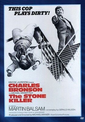 Stone Killer (DVD Used Very Good) DVD-R