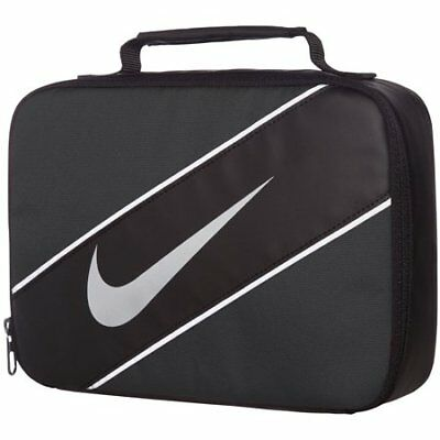 Nike Lunch Box for Men Lunch Box for Men Mens Nike Lunch Box Tote Bag Black