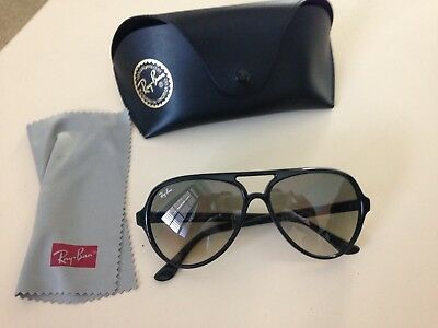 LUNETTES DE SOLEIL Ray Ban Aviator rb4125 cats 5000 601 32 Mixte ... bf59c398b69a