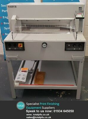Ideal 6550-95EP Guillotine