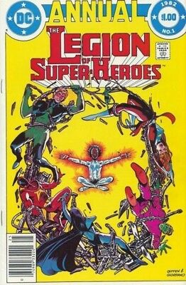 The Legion of Super-Heroes (2nd Series) Annual #1
