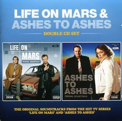Life On Mars and Ashes To Ashes [CD]