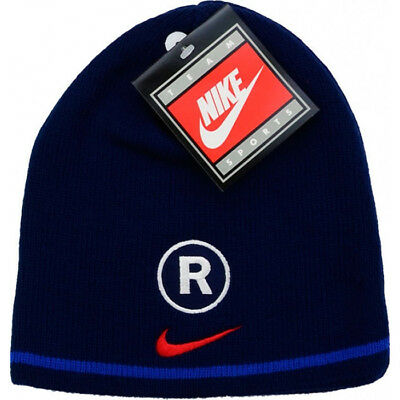 Glasgow Rangers Nike Retro Beanie Hat - Brand New With Tags Adults