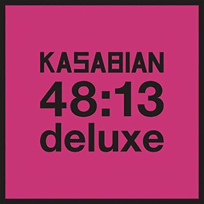 Kasabian - 4813 (Deluxe) [CD]