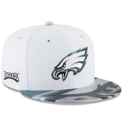 Philadelphia Eagles New Era 2017 NFL Draft On Stage 59FIFTY Fitted Cap - 7 1/4