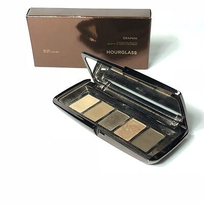 Read HOURGLASS Graphik Eyeshadow Palette RAVINE 0.05 oz Full Size
