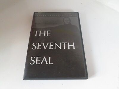 The Seventh Seal (The Criterion Collection) dvd