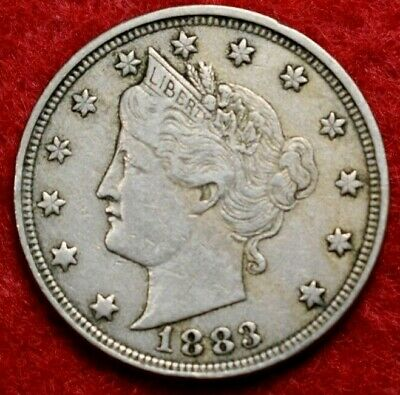 1883 WO/Cents Liberty Nickel #2001095