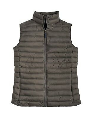 Joules Mens Go To Padded Gilet Grey Various Sizes