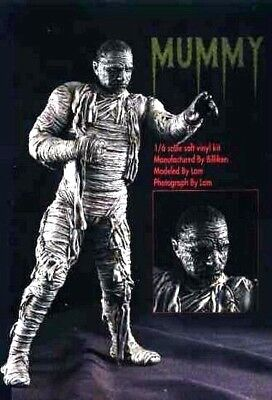 "11""MUMMY Horror Classic Movies Vinyl Model Kit 1/6"
