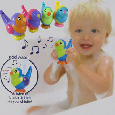 Creative Whistle 2 In1 Water Baby Toddlers Children Bath Gift Cute Universal