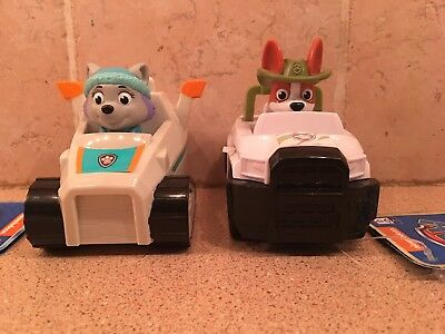 PAW Patrol Racers Jungle Rescue Tracker & Everest