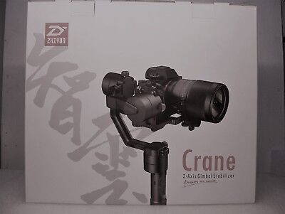 New ZHIYUN Crane V2 Version 2 3-Axis Handheld Stabilizer Gimbal