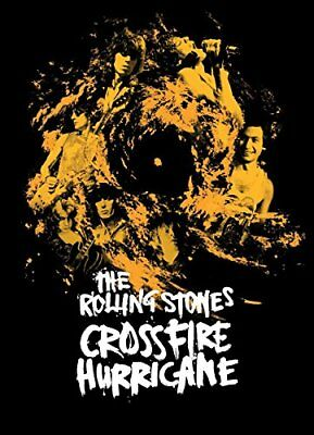 The Rolling Stones Crossfire Hurricane [Bluray] [2013] [Region Free] [DVD]