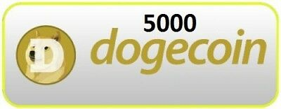 24 Hours Dogecoin (DOGE) Mining Contract Minimum 5000 Dogecoins