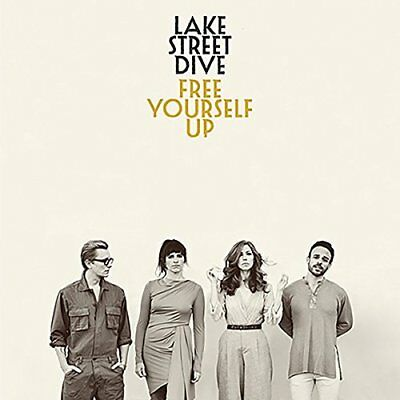 Lake Street Dive - Free Yourself Up [CD]