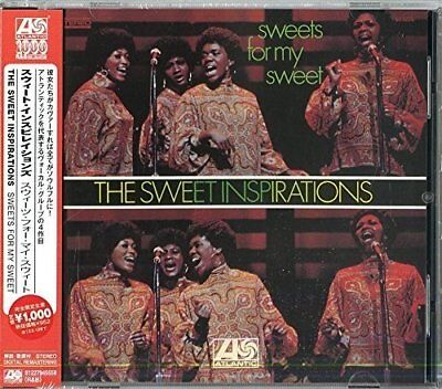 The Sweet Inspirations - Sweets For My Sweet [CD]