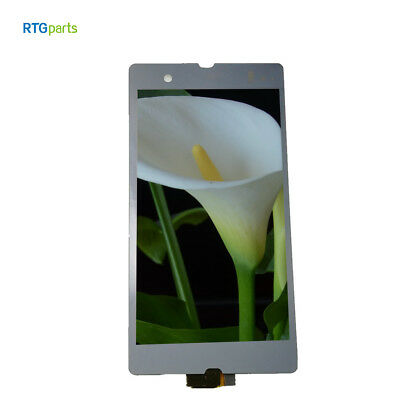 IPS LCD Capacitive Touch Screen Digitizer Assembly For Sony Xperia Z1 L39h C6902