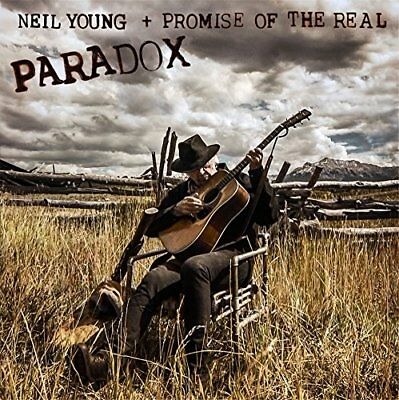 Neil Young  Promise of the Real - Paradox (Original Music from the Film) [CD]