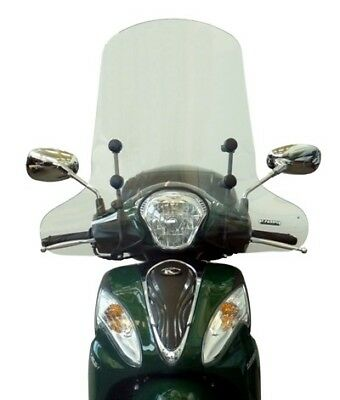 Parabrezza Fabbri Alto Kymco People One 125I (2013/2014) Top Alto Art. 3100 A