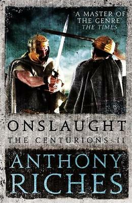 Onslaught: The Centurions II, Riches, Anthony, New