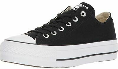 Converse Chucks Taylor All Star Lift Ox Low 560250C(Schwarz)