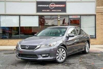 2014 Honda Accord  low mile ex free shipping warranty 2 owner cheap reliable finance clean gas save