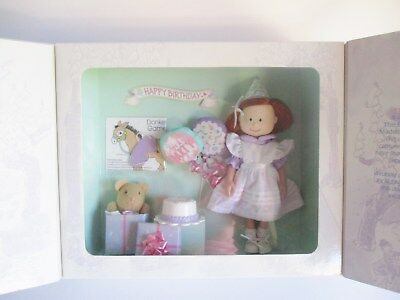 Madeline Doll The Birthday Celebration  Special Edition  New In Box