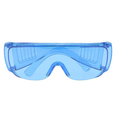 Safety Glasses Protective Eyewear Goggles for Industrial Welding Blue