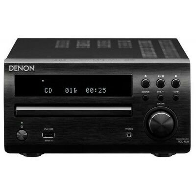 Denon D-M39DAB AWARD WINNING DAB digital radio and CD micro Hi-Fi
