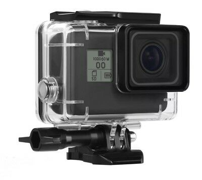 GoPro Hero 5 Black Underwater Waterproof Diving Housing Surfing Protective Case