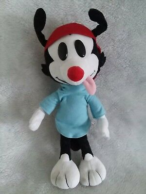VINTAGE 1990s WARNER BROS ANIMANIACS PLUSH STUFFED WAKKO