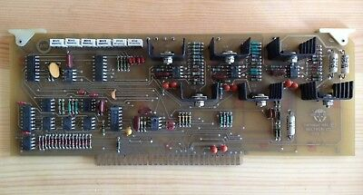 Wiltron 6647A Programmable Sweep Generator 660-D 8010 Board A10