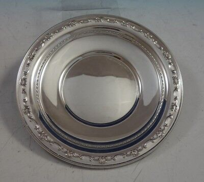 "Strasbourg by Gorham Sterling Silver Serving Plate 9 3/4"" Diameter #1123 (#3006)"