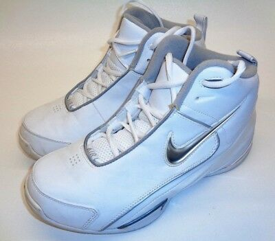 c9ca8f30019b Nike Air Flight Dime Dropper - 316410-101 Sz 8 Athletic Shoes White Sneakers