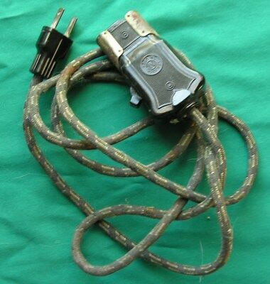 Vintage Electrical Powercord w/ Switch