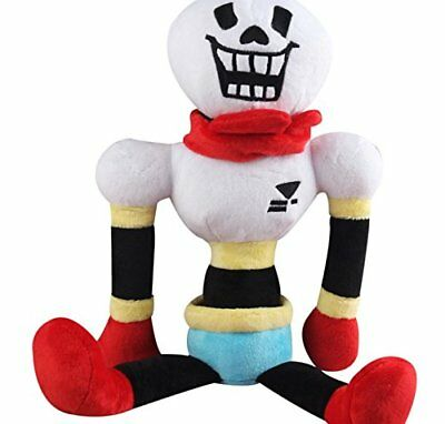 "Papyrus Undertale 14"" Plush Stuffed Doll Toy Hugger Cushion Cosplay Toy Gifts"
